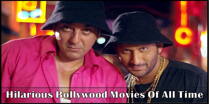 Hilarious Bollywood Movies