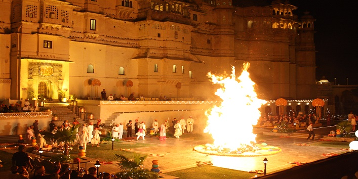 The Significance of Holika Dahan