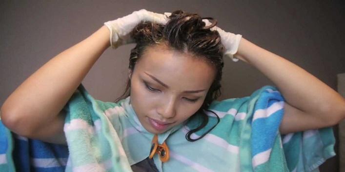 Use hydrating hair masks
