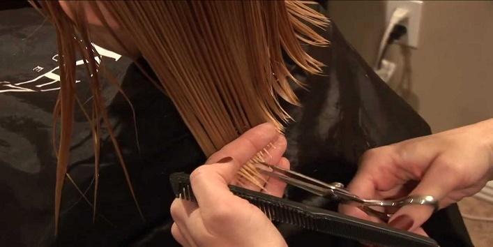 Trim your hair