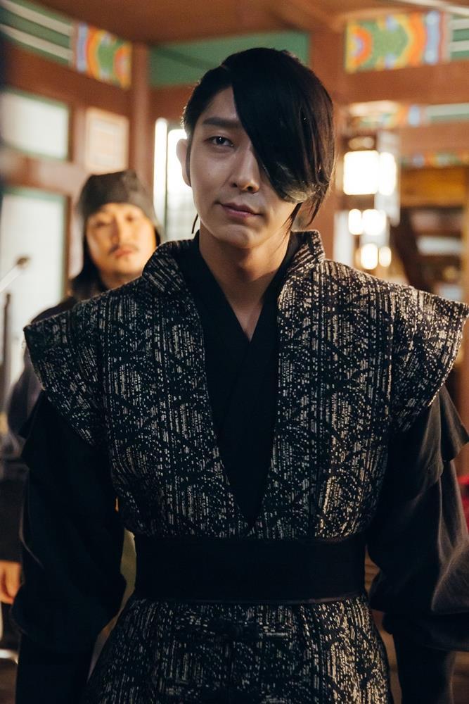 Scarlet Heart: Ryeo behind