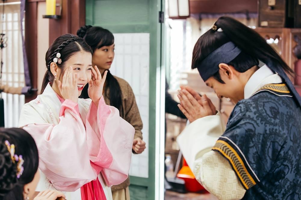Scarlet Heart: Ryeo behind 4