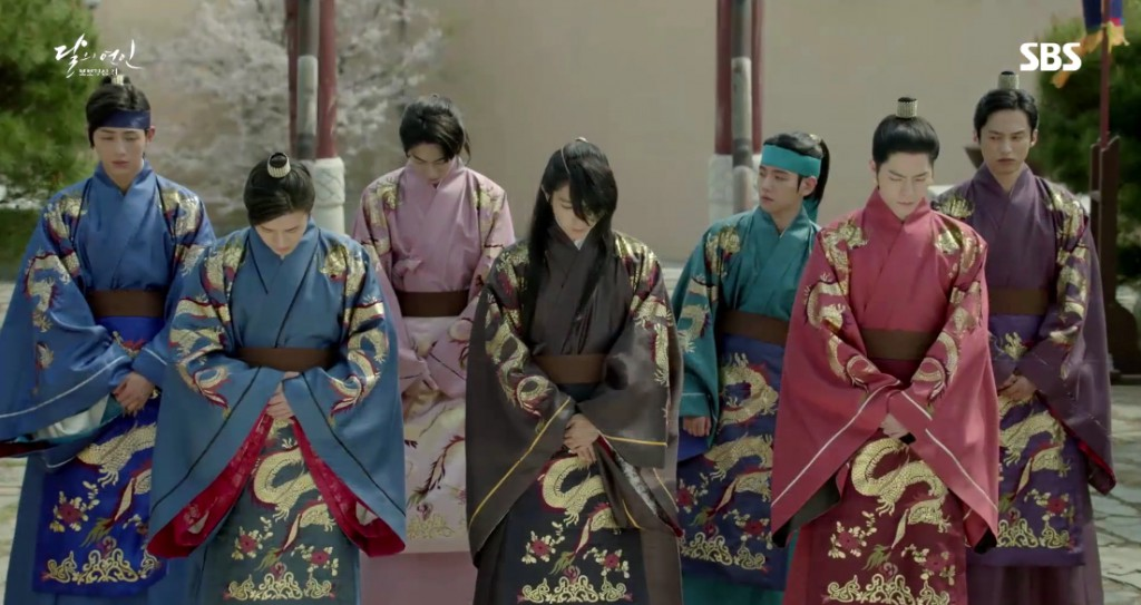 Scarlet Heart: Ryeo preview 3