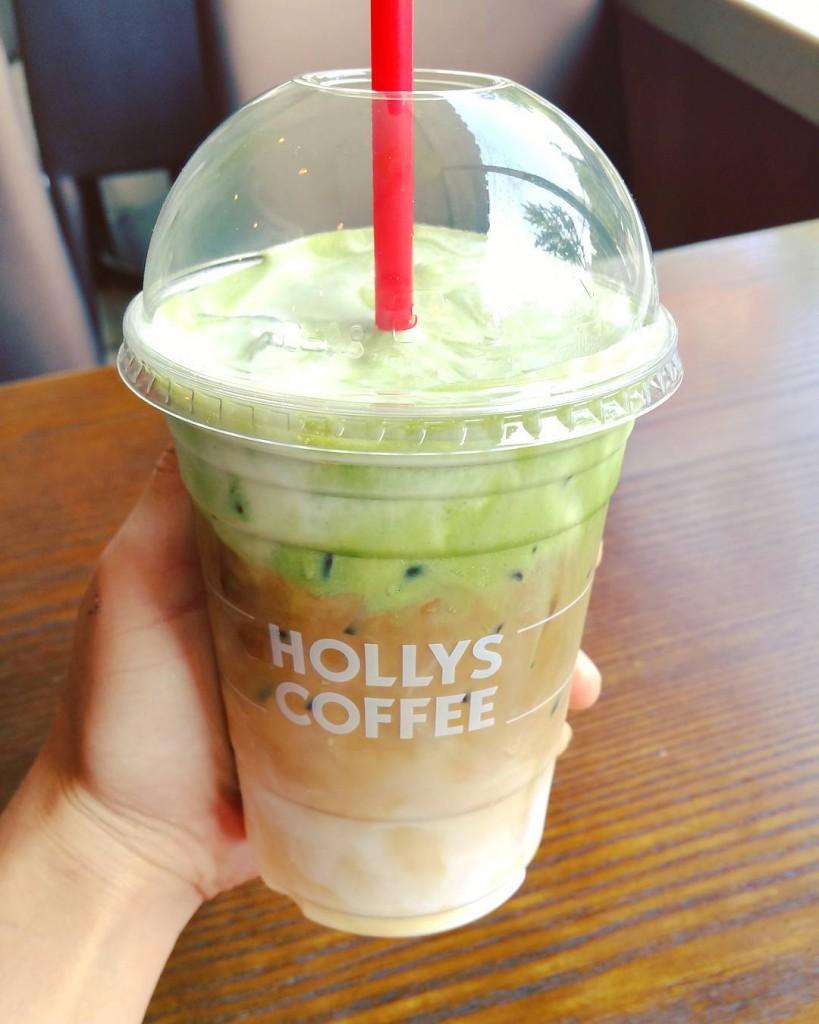 hollys coffee 4