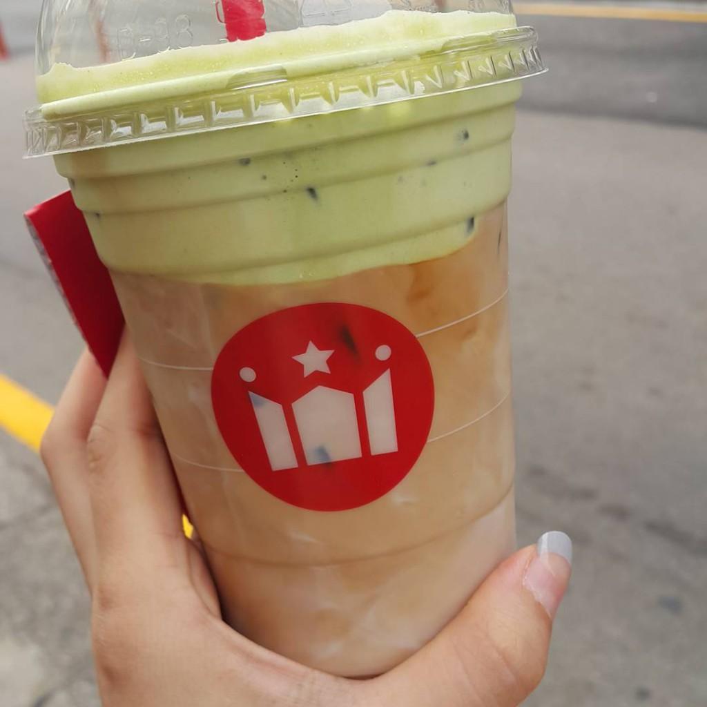 hollys coffee 7