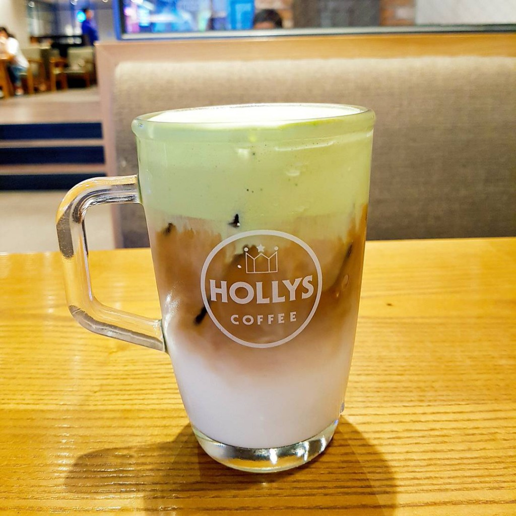 hollys coffee 9