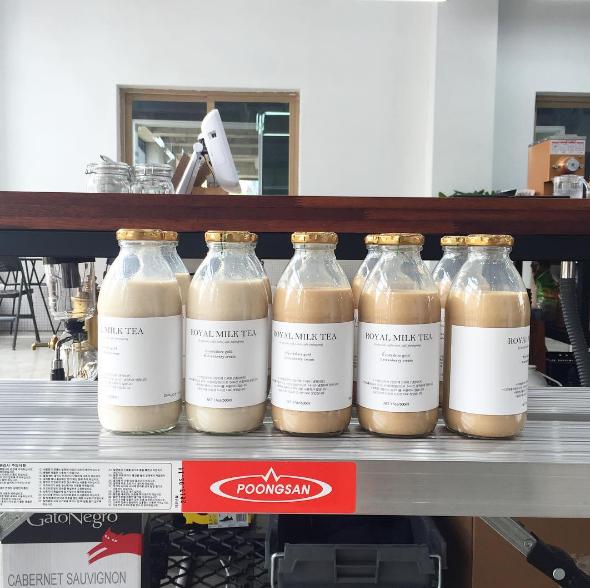 Cafe jinjungsung Instagram