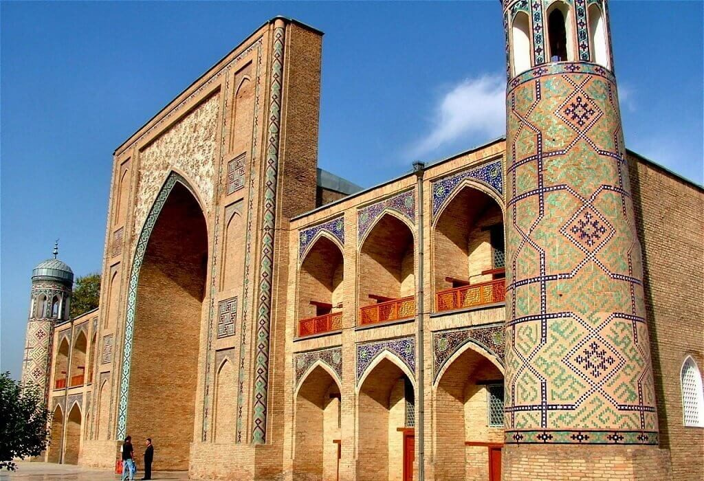 Kafal-Shashi Mausoleum | Tashkent tourism with kesari tours
