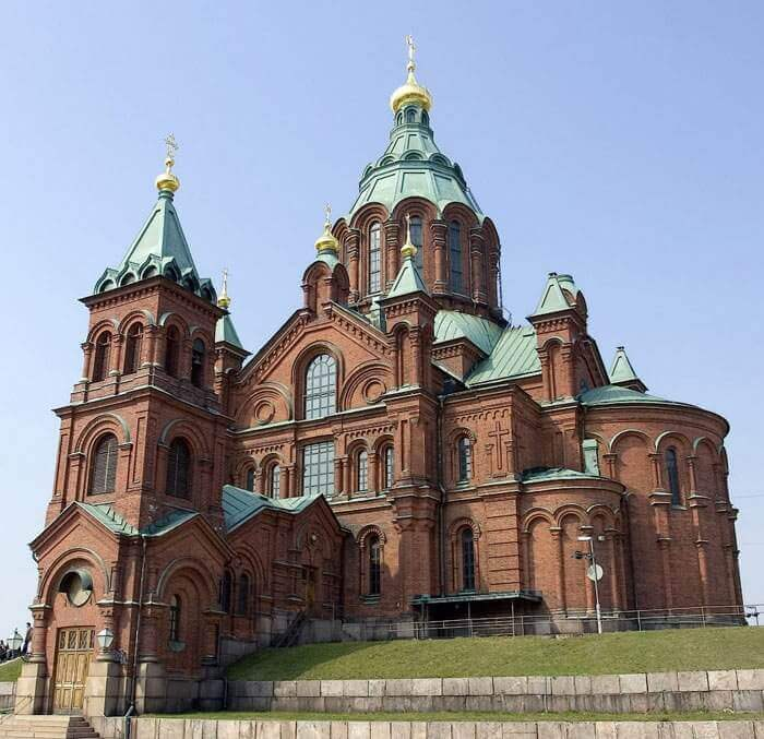 Saint Uspensky Cathedral | Tashkent tourism with kesari tours