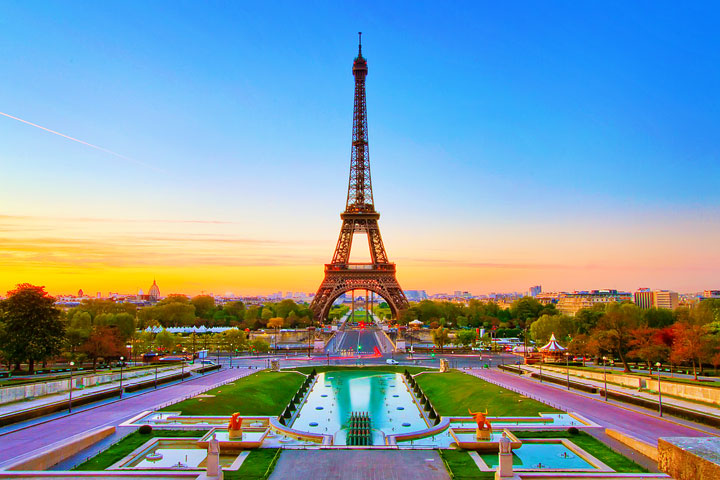 Paris-Kesari-Tours