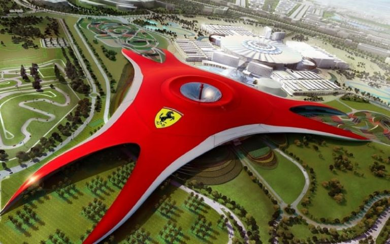 Ferrari-world-Kesari-Tours