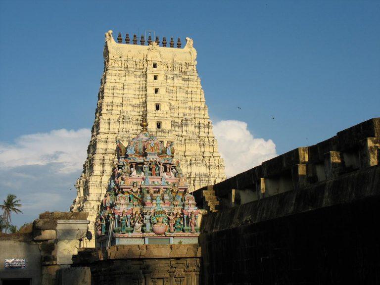 Rameshwaram-temple-Kesari-Tours
