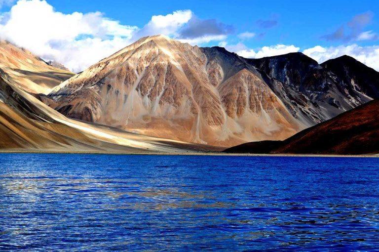 Pangong-Tso-Lake | Trip to Leh Ladakh kesari tours