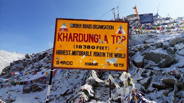 Khardung-La-Pass | Trip to Leh Ladakh kesari tours