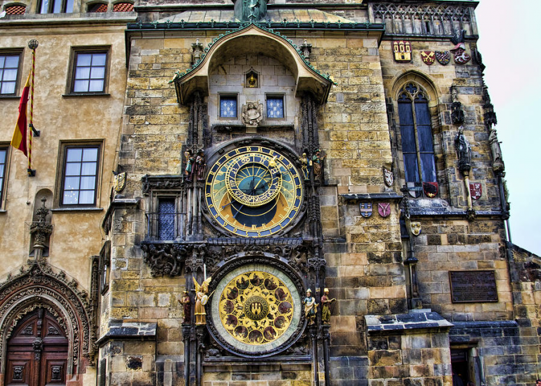Astronomical Clock | things to do in prague with kesari tours