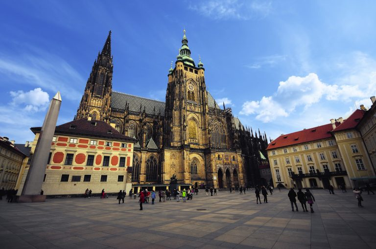 Prague Castle | things to do in prague with kesari tours