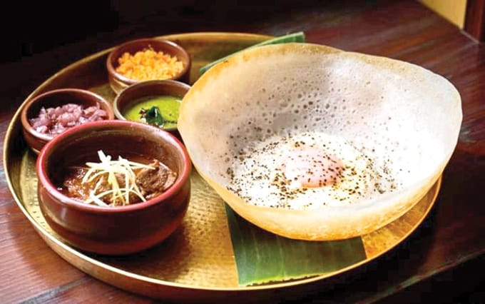Hoppers-Kesari-Tours | best Sri Lankan food