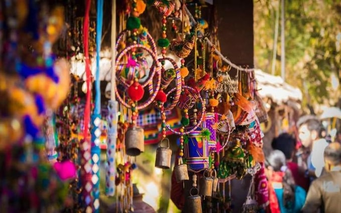 Shilpgram-Kesari-Tours | rajasthan shopping