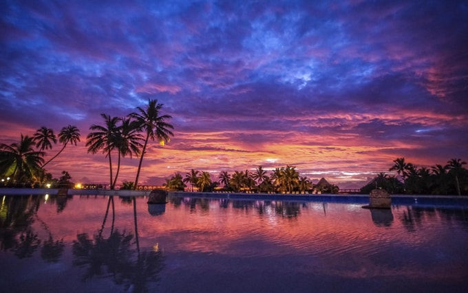 Bora-Bora-In-French-Polynesia-Kesari-Tours | Best Places to Watch the Sunset