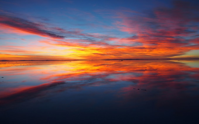Uyuni Salt Flats in Bolivia | Best Places to Watch the Sunset