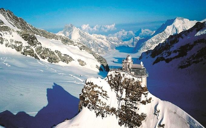 Jungfraujoch-kesari-tours