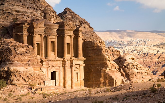 Petra kesari tours vacations for history buffs