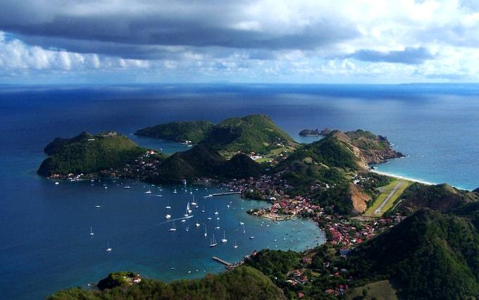 les-sainte-guadeloupe-Kesari-Tours   least visited countries