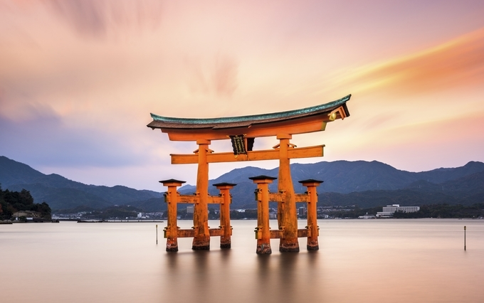 Itsukushima-Shrine-Hiroshima-Kesari-Tours