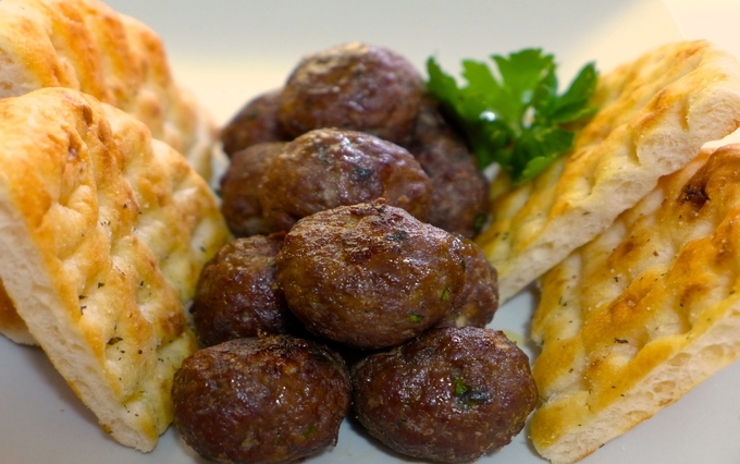 meatballs-kesari-tours | greek food
