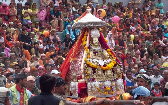 dussehra-in-kullu-kesari-tours | dussehra festival