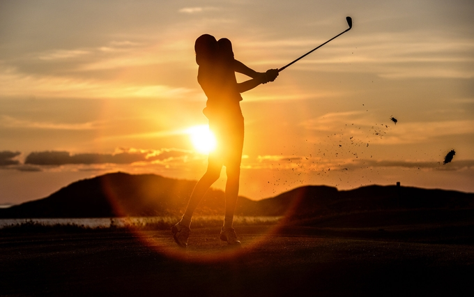 midnight-golfing-kesari-tours | Scandinavia with Midnight Sun