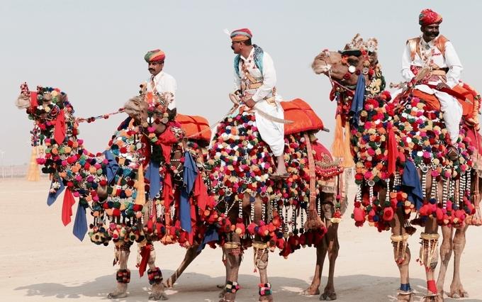 Camel fair - Pushkar mela
