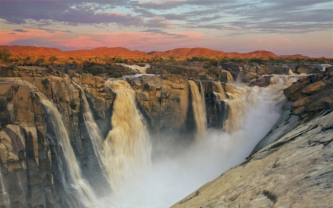Augrabies-Falls-National-Park-Kesari-Tours | places to visit in south africa