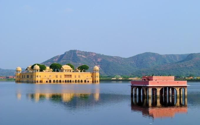 Jal Mahal | Rajasthan Tourist Places | Kesari tours