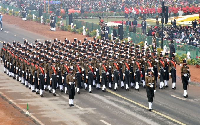 Rajpath, New Delhi | Getaways to pay homage to our martyrs