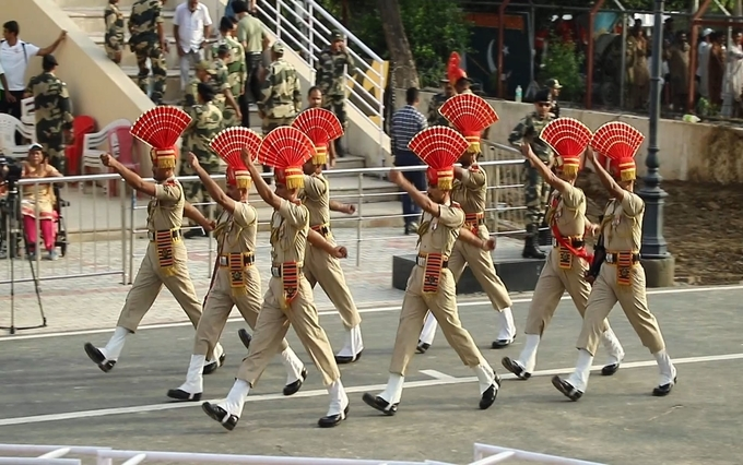 Wagah Border | Getaways to pay homage to our martyrs