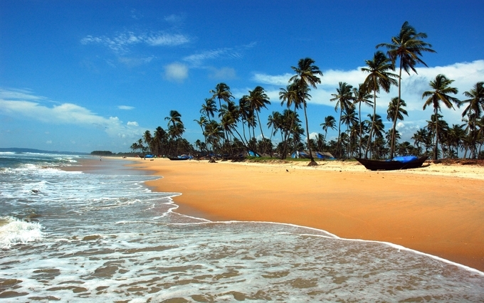 goa holiday - Summer Holidays in India