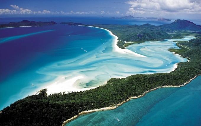 frazer island - kesari tours to visit famous places in Australia