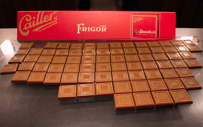 Chocolate for chocolate lovers