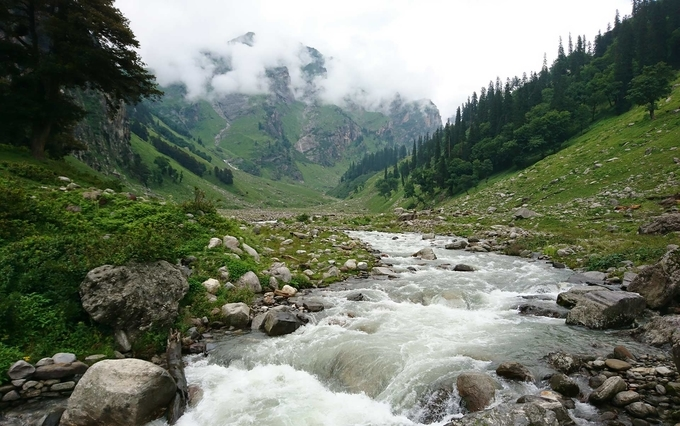 Himachal Pradesh Trek to Hampta Pass