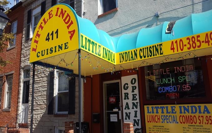 Little India Cuisine