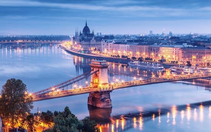 Explore Europe - Budapest, Hungary