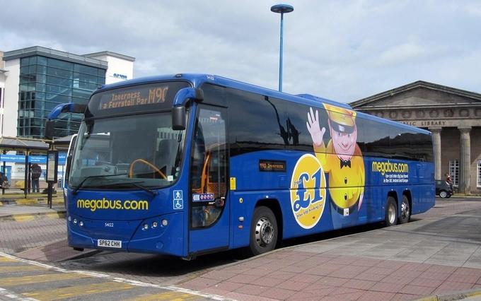 Megabus - Explore Europe