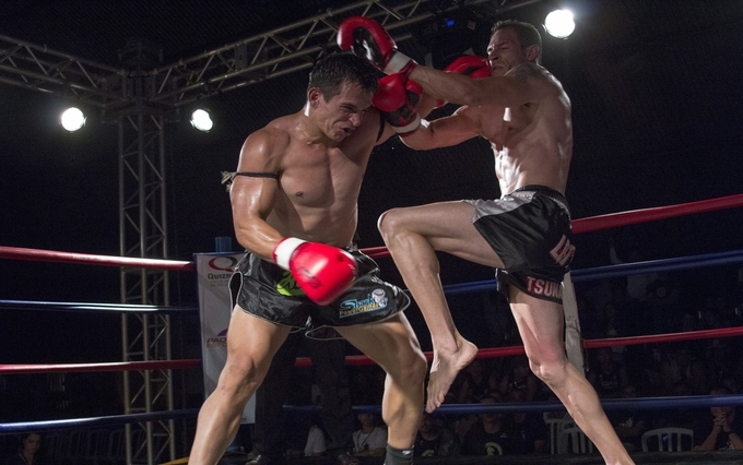 Watch a Muay Thai Fight