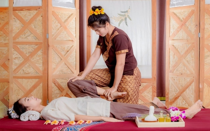 Traditional Thai Massage Thailand