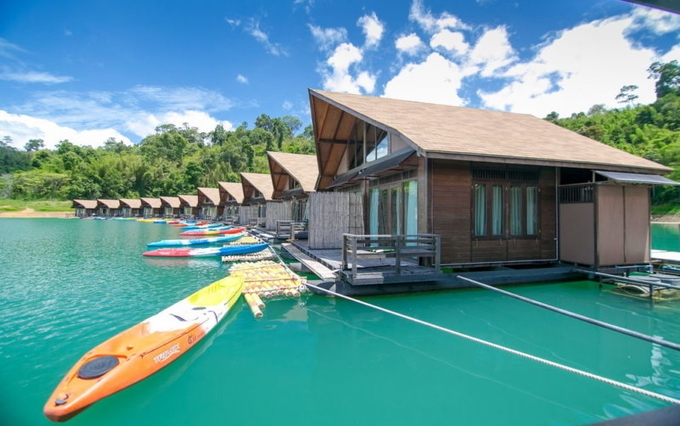 Experience an Overwater Bungalow without going to the Maldives