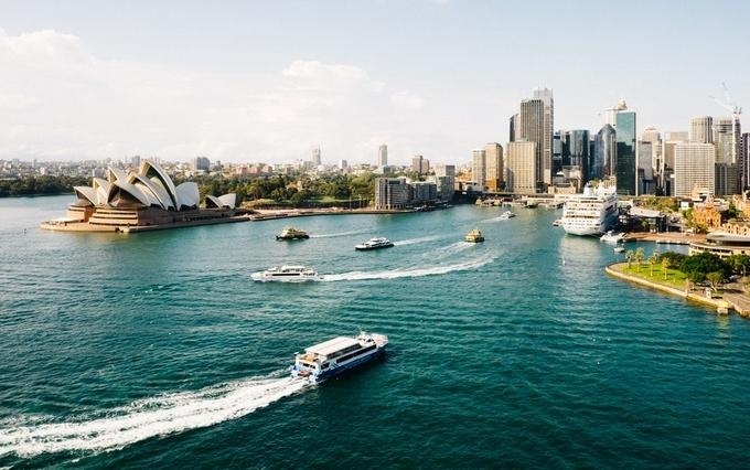 Instagrammable places Australia
