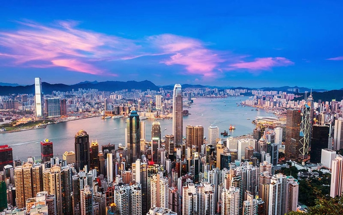Instagrammable places Hong Kong
