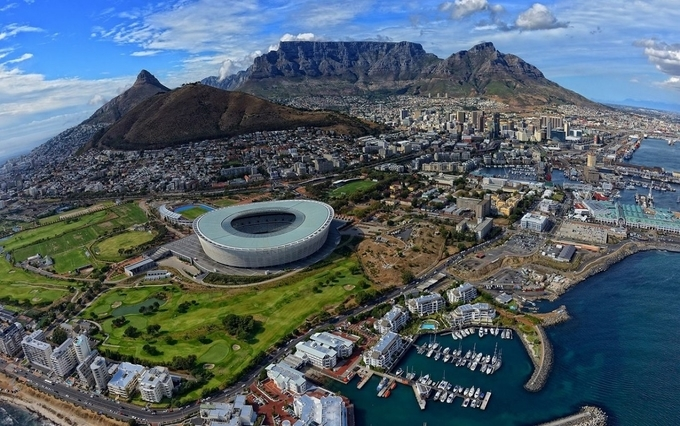 Instagrammable places South Africa
