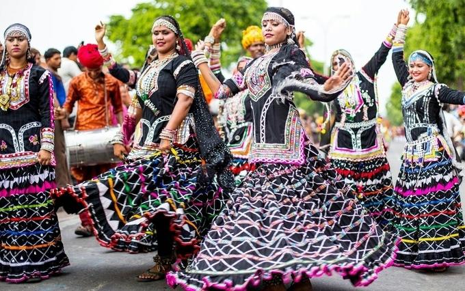 Rajasthan gypsy dance